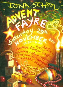 http://www.theionaschool.org.uk/uncategorized/primary-school-nottingham/steiner-education/iona-school-advent-fayre-on-saturday-29th-november-2014